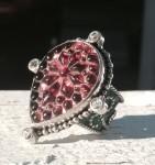 Mars & Valentine-ring