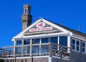 "$100 gift card to ""The Lobster Pot"" Restaurant, Provincetown http://www.ptownlobsterpot.com/"