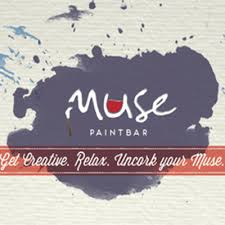 Muse Paintbar. Gift Certificate to Paint, Drink & Eat